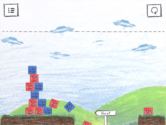Crayon Towers - noch im Anfangsstadium ;)